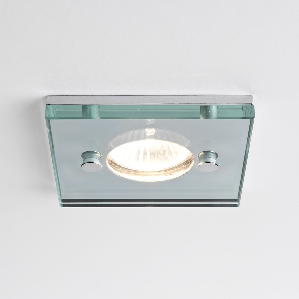 ASTRO+ICE ruut 1x11W GU10 CFL 230V IP65 valgusallikas komplektis