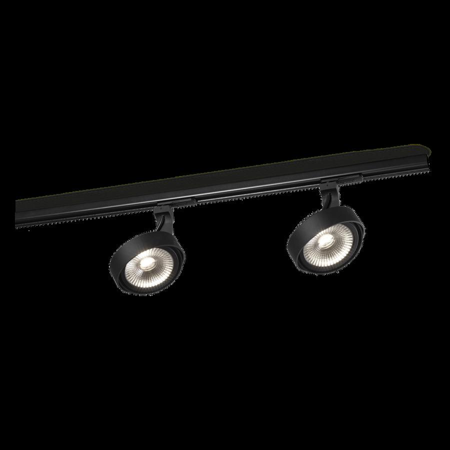 PLUXO on track 2.0 LED111 HO 15W 2700K dim 80CRI 220-240V, Must