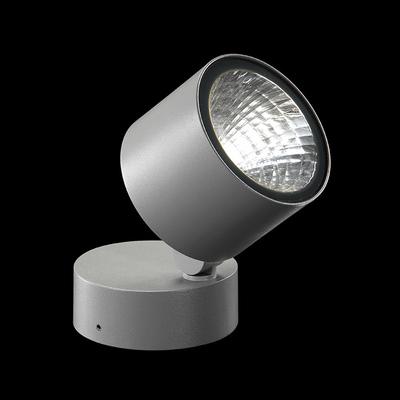 KIRK LED 24W 1610lm 3000K 40° IP65, antratsiit