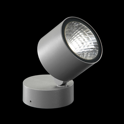 KIRK LED 24W 1610lm 3000K 40° IP65, must