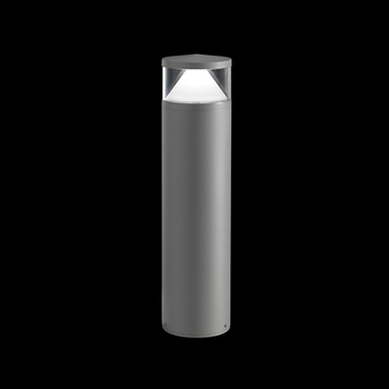 Zefiro 600, LED 14W 3000K 1423lm, alumiinium, IP65