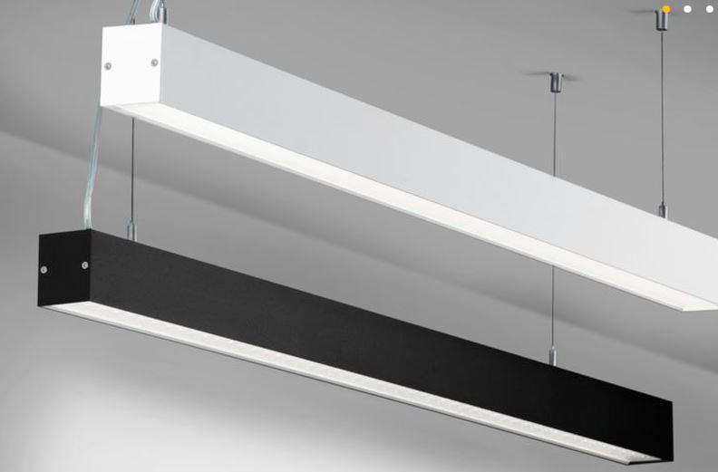 LIPO 19,8W LED, 2170lm, 3000K, L=1122mm, valge, 04-A00K-20GEE/830 + 04-0103-W