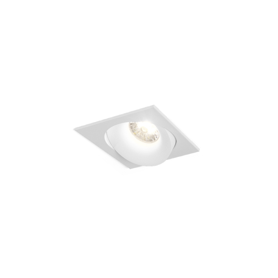 RON 1.0 LED 7/10W 350-500mA 90CRI 2700K, Valge