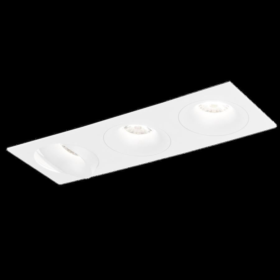RON 3.0 LED 7/10W 95CRI 350-500mA 1800-2850K warm dim, Valge