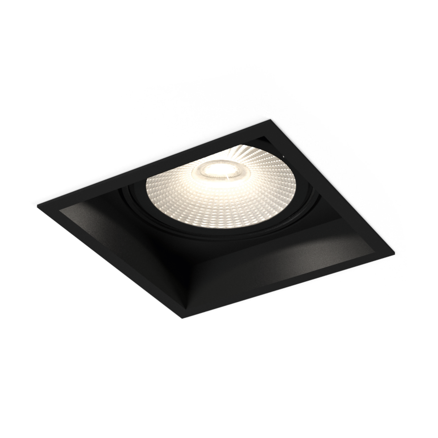 PLANO 1.0 LED111 HO 15W 2700K dim 80CRI 220-240V, Must