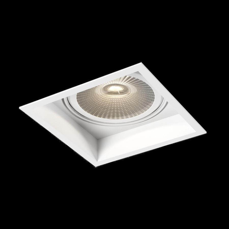 PLANO 1.0 LED111 HO 15W 2700K dim 80CRI 220-240V, Valge