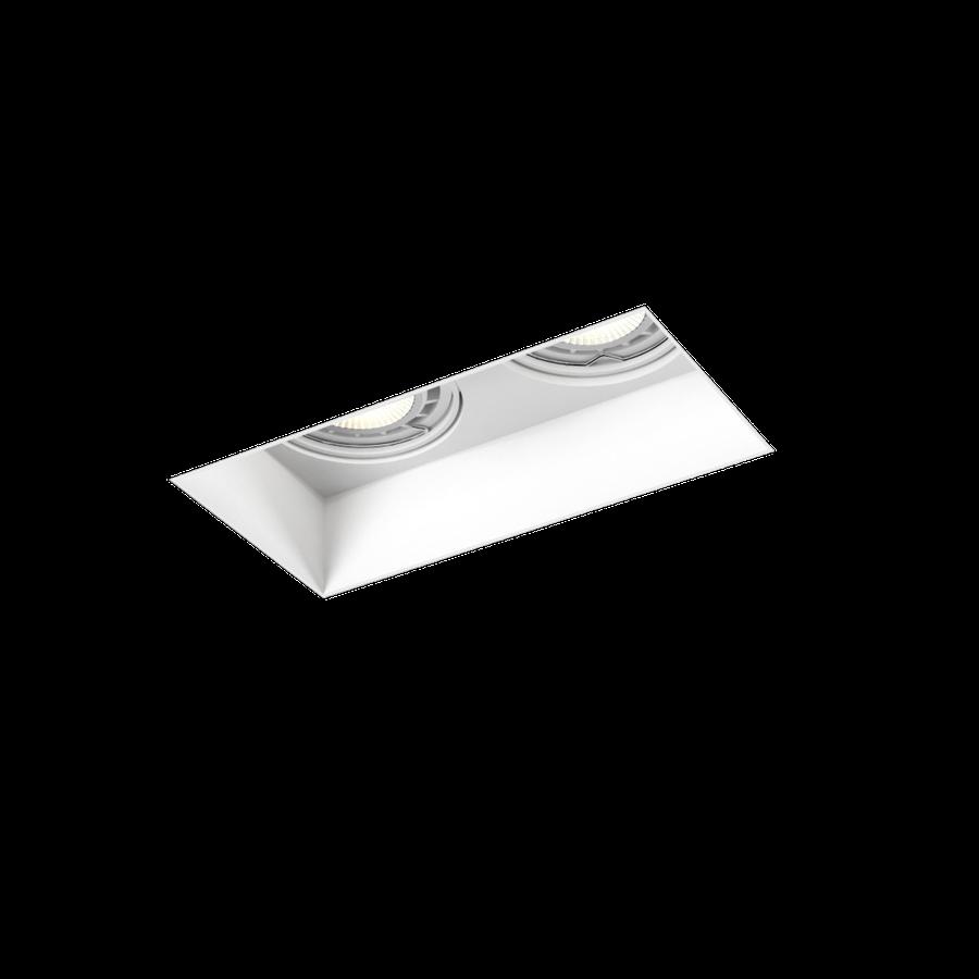 STRANGE 2.0 LED 2x7/10W 1800-2850K warm dim 95CRI 350-500mA, Valge