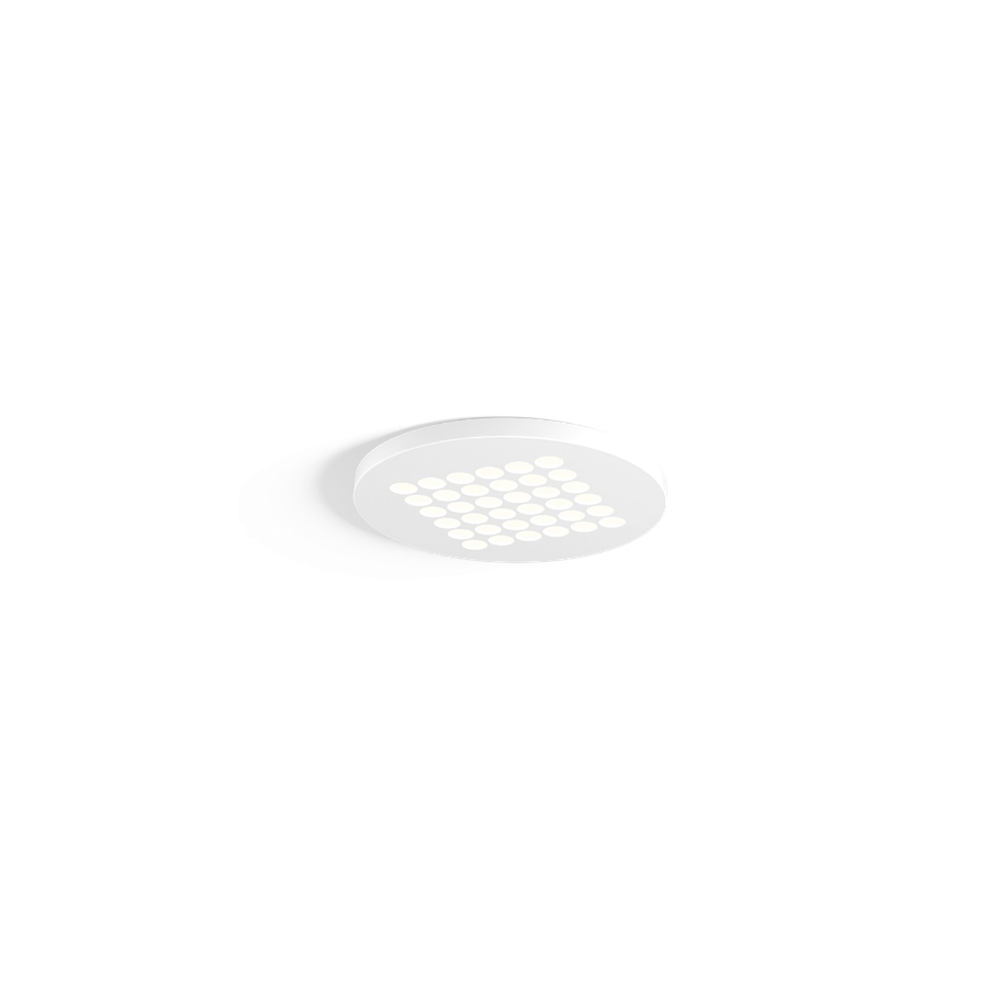 CORY 1.6 LED 12W 3000K dim 85CRI 220-240V, Valge