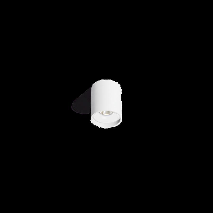 Solid 1.0 LED 8W 3000K dim 90CRI 220-240V, Valge