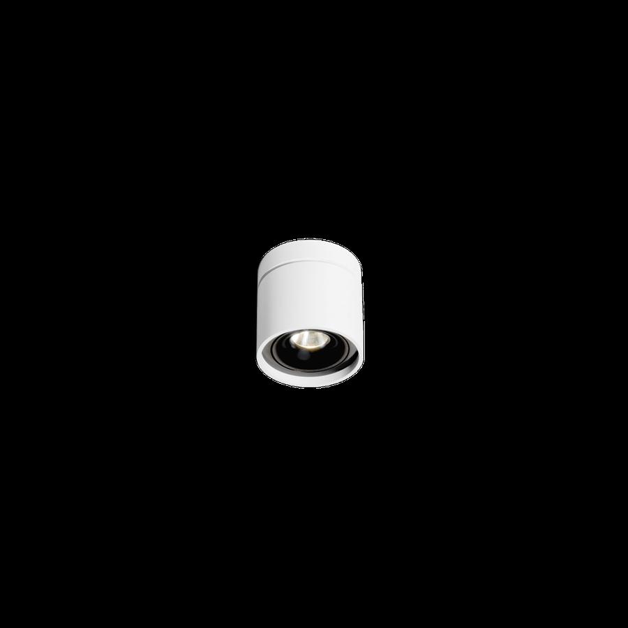 Sirra 1.0 LED 10W 3000K dim 90CRI 220-240V, Valge/Must