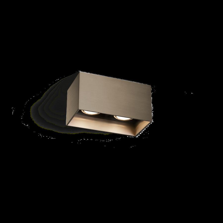 Box Ceiling 2.0 LED 2x8W 3000K dim 80CRI 220-240V, Pronks