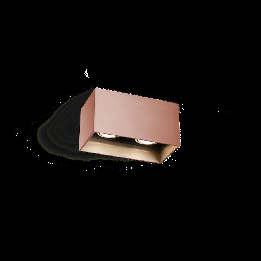 Box Ceiling 2.0 LED 2x8W 1800-2850K warm dim 95CRI 220-240V, Vask