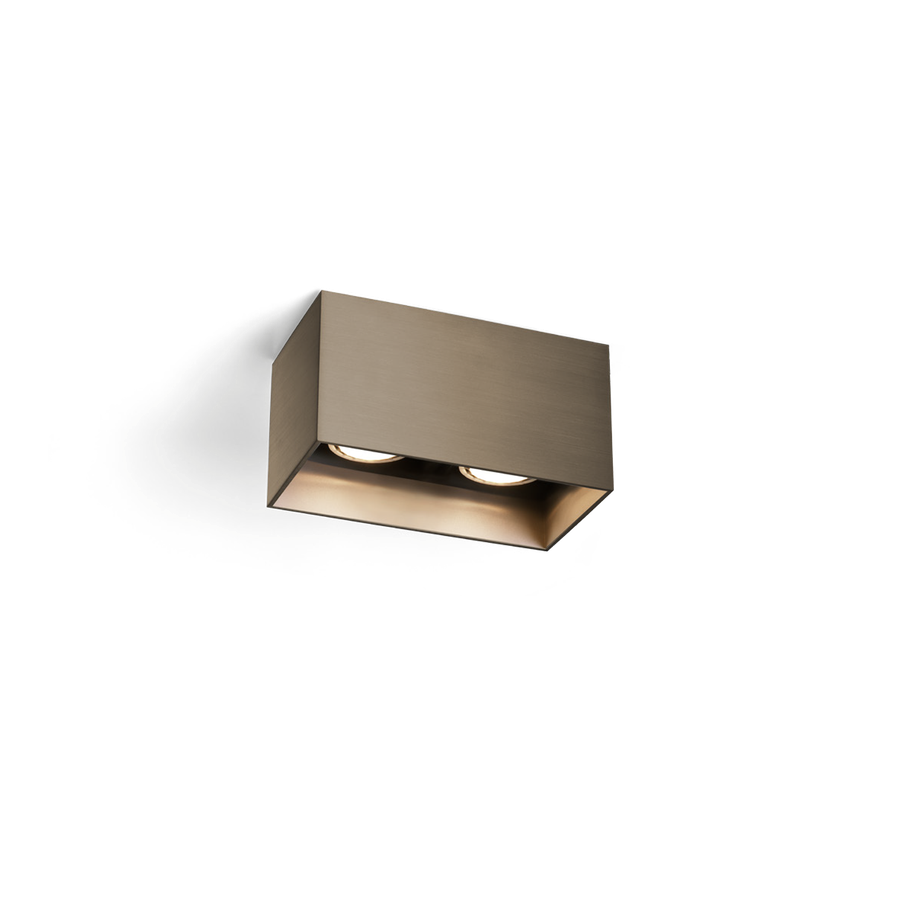 Box Ceiling 2.0 PAR16 2x max.35W GU10 100-240V, Pronks
