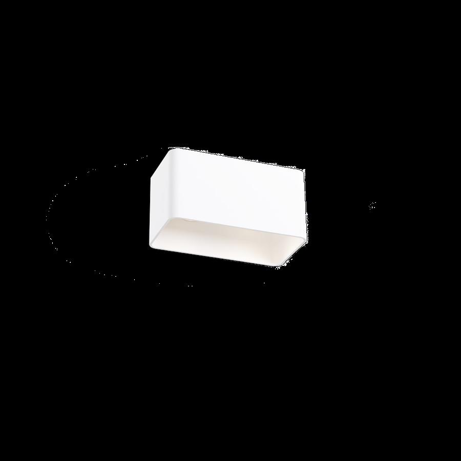 Docus Ceiling 2.0 LED 2x8W 3000K dim 80CRI 220-240V, Valge