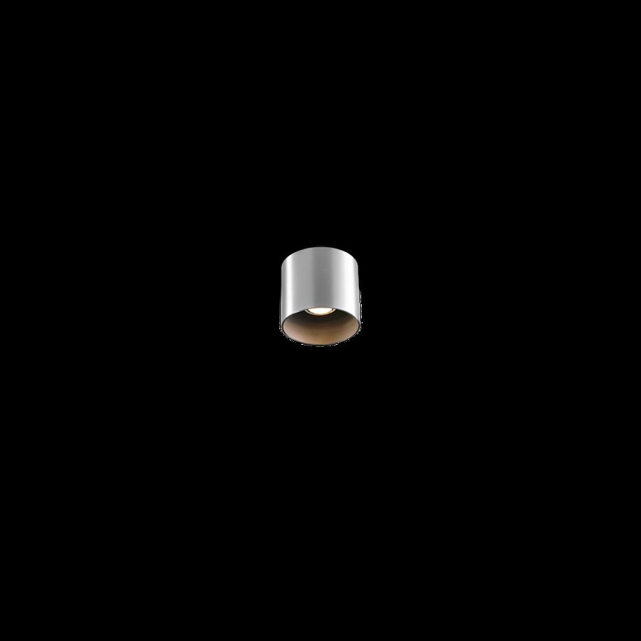 Ray Ceiling 1.0 LED 8W 1800-2850K warm dim 95CRI 220-240V, Alumiiniumvärv