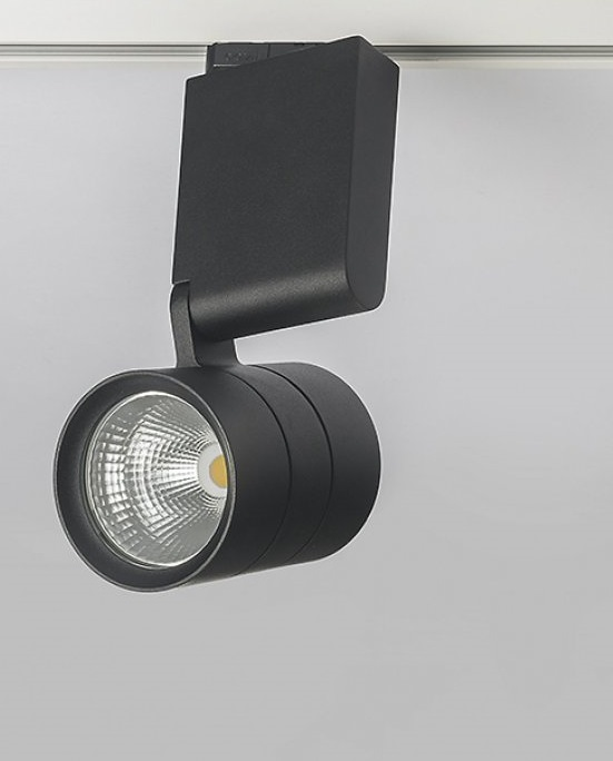 Siinivalgusti Ixyo LED 34W 3000K CRI90 IP20 102x146x180, must