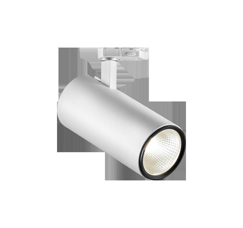 Vali 30W LED 2960lm 4000K CRI92 40° reflektoriga, valge siinivalgusti