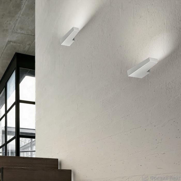 Panzeri+Seinavalgusti Candy LED 13W white