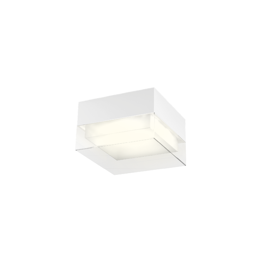 Wever & Ducré+W&D BLAS 2.0 LED square W IP44 valge