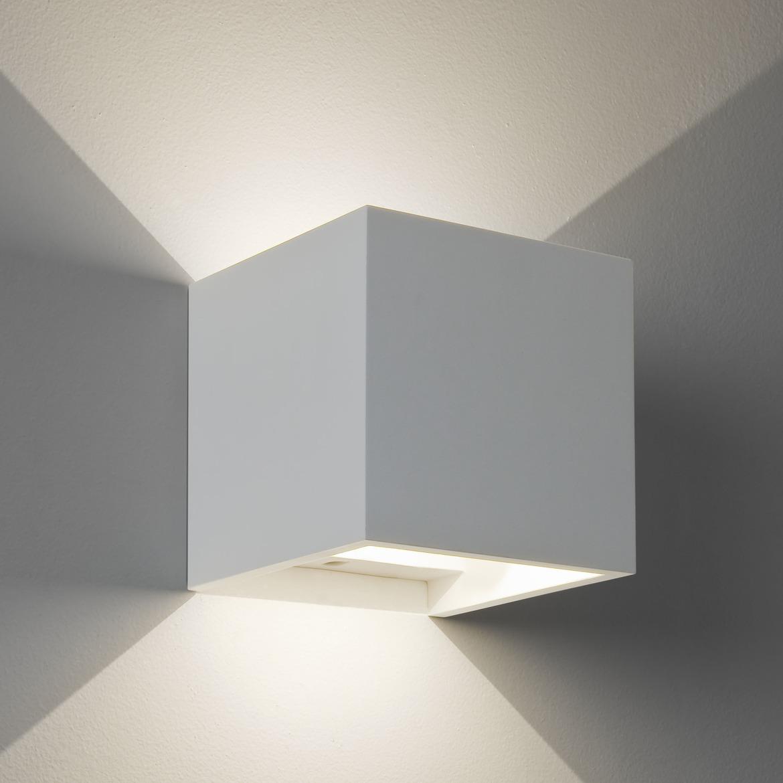 Pienza 140 LED 6,2W 199lm 3000K CRI90 IP20 seinavalgusti, kips