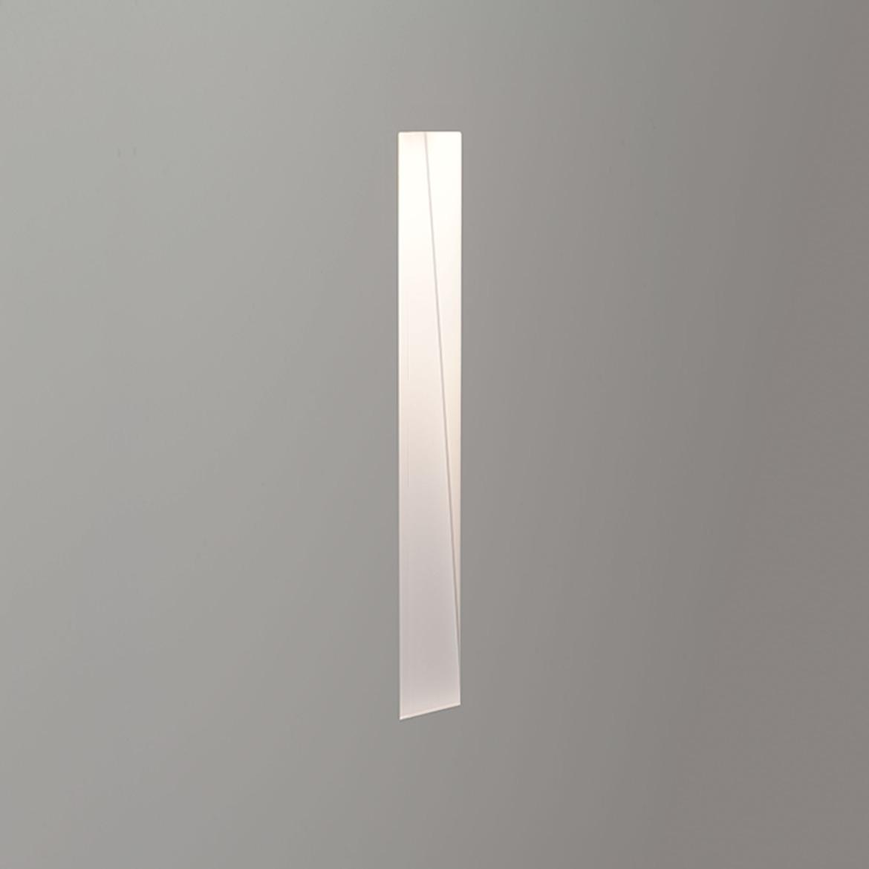Borgo Trimless 200 LED 2W 56lm 3000K CRI90 IP20 seina süvistatav valgusti, hämardatav, matt valge, liiteseadmeta