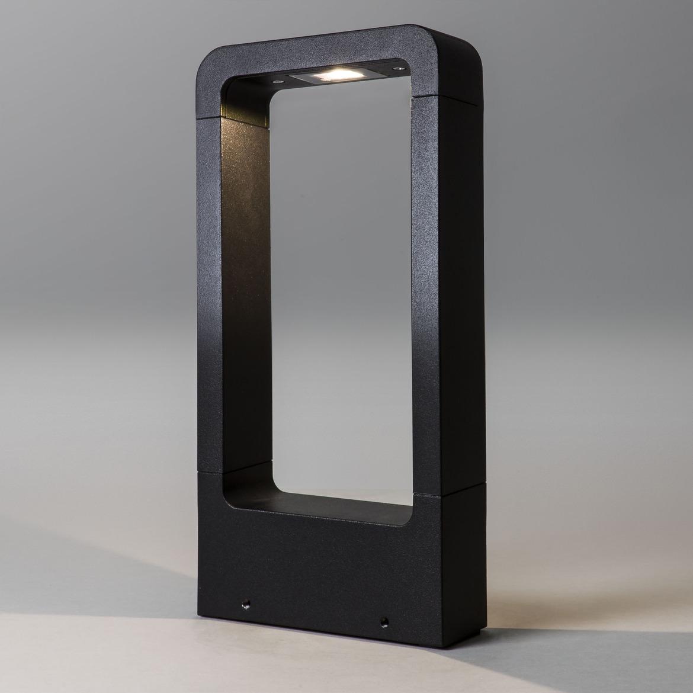 Napier Bollard 300 LED 9,1W 416lm 3000K IP54 postivalgusti, must
