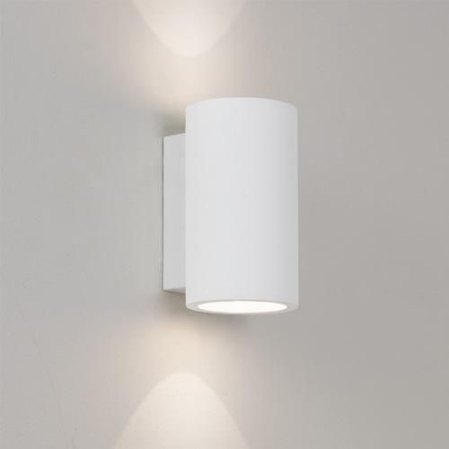Bologna 160 2x3W LED, kips seinavalgusti, 3000K 140 lm, LED liiteseade ja valgusallikad komplektis