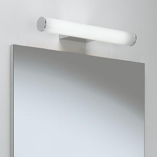 Dio LED 3,6W 3000K 293 lm CRI 80, IP44, LED liiteseade ja valgusallikas komplektis, poleeritud kroom korpus