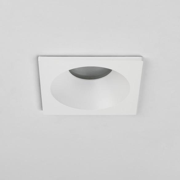 Minima Square Fixed Max 50W GU10 IP65 süvisvalgusti, hämardatav, matt valge