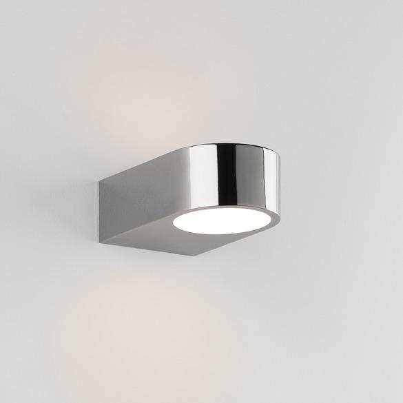 Epsilon LED 3,3W 103lm 3000K CRI90 IP44 vannitoavalgusti, poleeritud kroom
