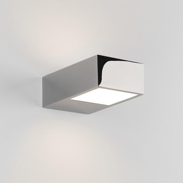 Kappa LED 3,1W 113lm 3000K CRI90 IP44 vannitoavalgusti, poleeritud kroom