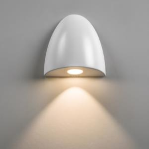 Orpheus LED 1 x 3W, 2700K, CRI 80, 65 lm, LED 700mA liiteseadmeta, valge