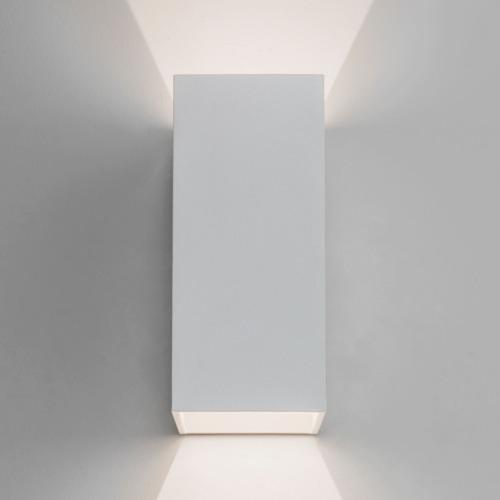 OSLO 160 LED 2x3W, 3000K, CRI 85, 100lm, LED liiteseade komplektis, valge, välisvalgusti seinale