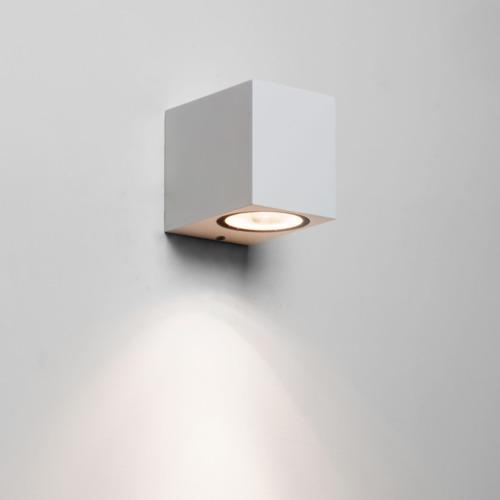 Välisvalgusti Chios 80, LED 1x6W GU10, IP44, valge