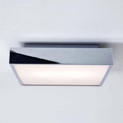 Taketa LED II 1x16W, 811 lm, 2700K, IP44, poleeritud kroom, LED liiteseade ja valgusallikas komplektis