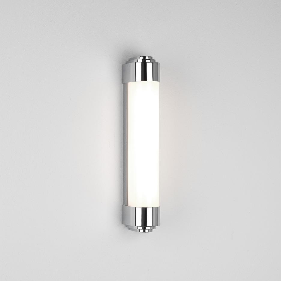 Belgravia 400 LED 11,5W 410lm 3000K IP44 seinavalgusti, poleeritud kroom