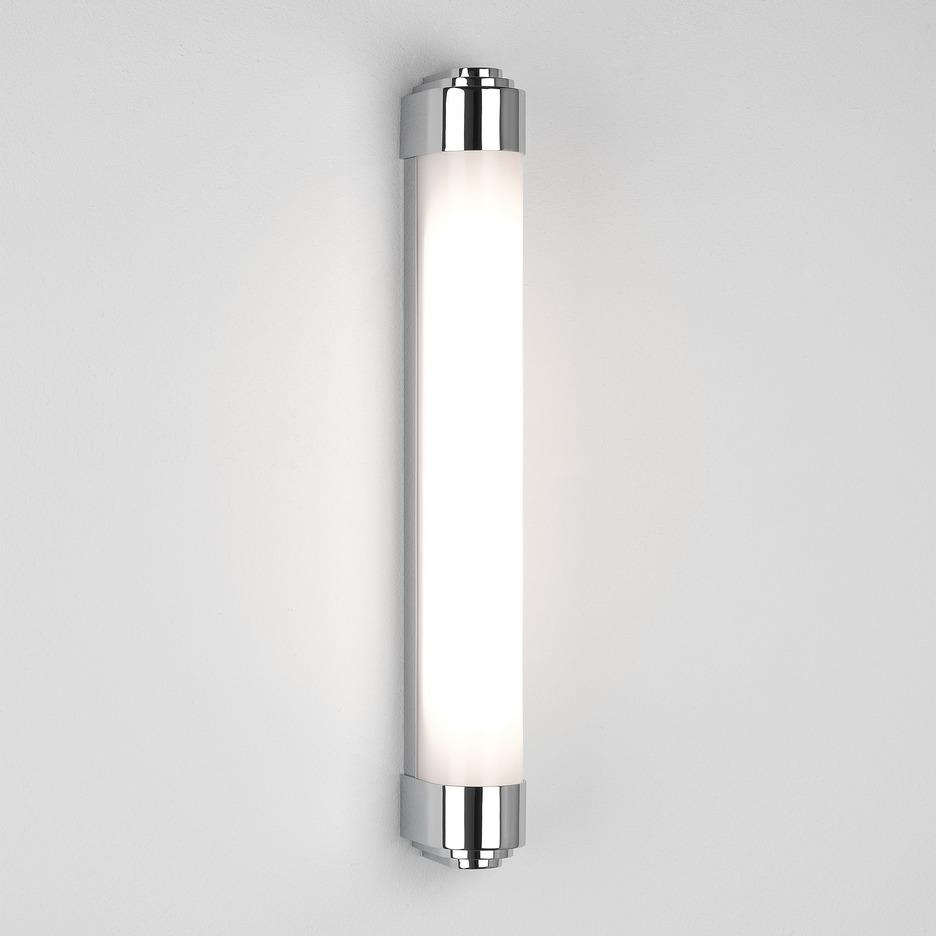 Belgravia 600 LED 19W 723lm 3000K IP44 seinavalgusti, poleeritud kroom