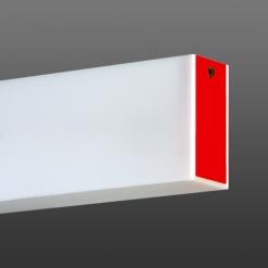 Lucis+Izar III ceiling / wall 1200mm 1x54 W  G5