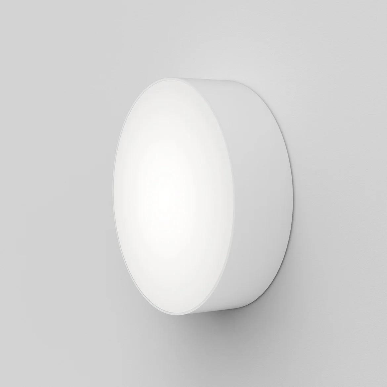 Kea Round 250 LED 12,6W 1046lm 3000K IP65 välisvalgusti, valge