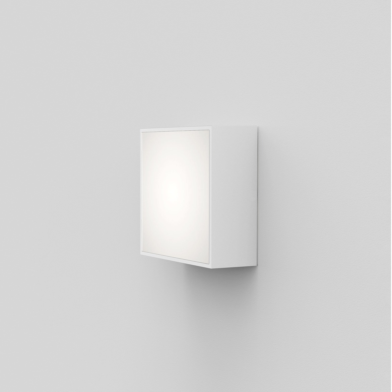 Kea Square 140 LED 5,3W 348lm 3000K IP65 välisvalgusti, valge