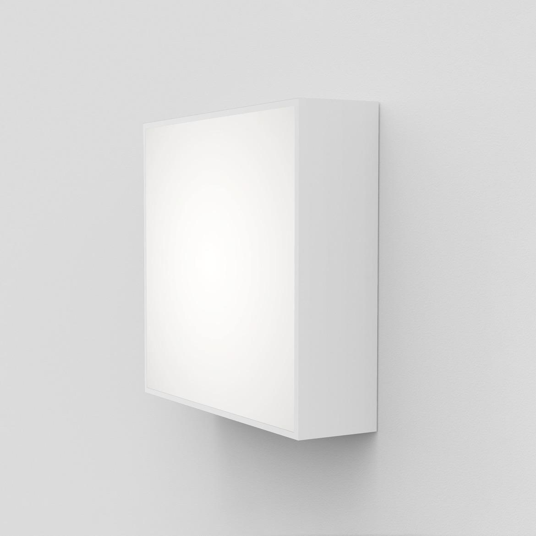 Kea Square 240 LED 12,2W 925lm 3000K IP65 välisvalgusti, valge