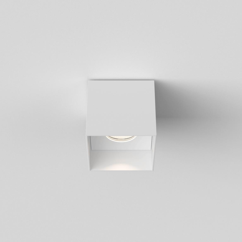 Osca LED Square 7,8W 507lm 2700K IP20 laevalgusti, hämardatav, matt valge
