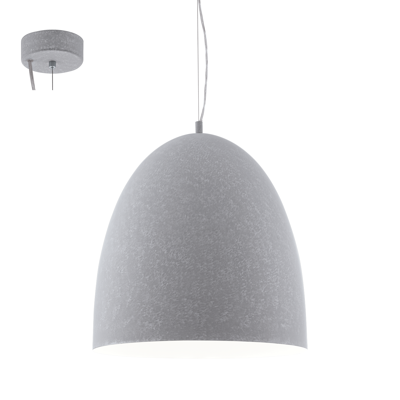 Rippvalgusti SARABIA, max. 60W E27, teras, hall, Ø485mm