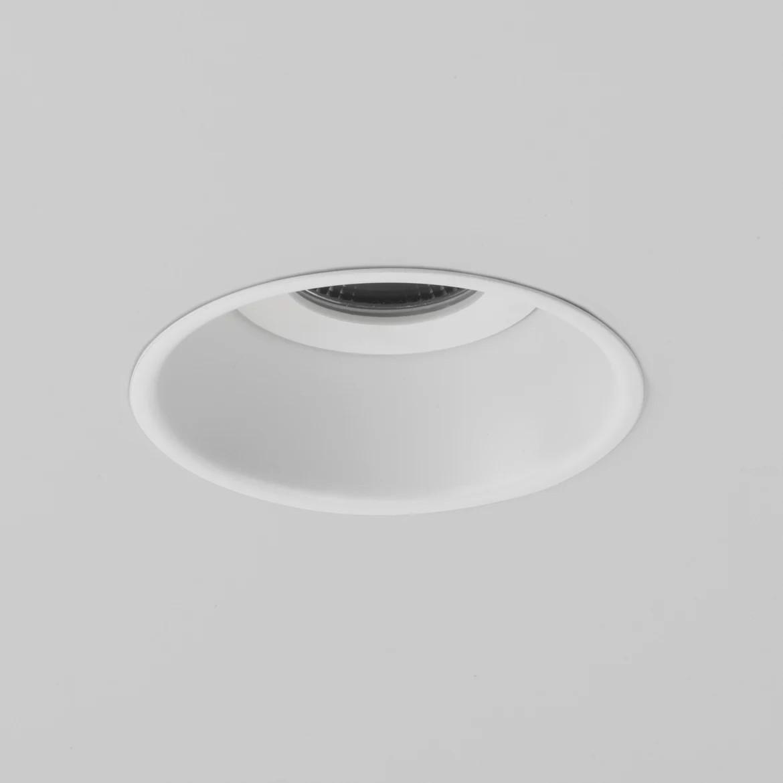 Minima Round Fixed LED 6,1W 665lm 2700K CRI90 45° 240V  IP65 süvisvalgusti, hämardatav, matt valge