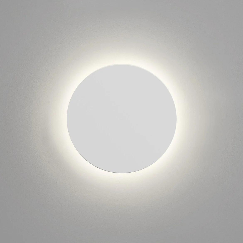 Eclipse Round 250 LED 10,4W 452lm 3000K IP20 seinavalgusti, kips