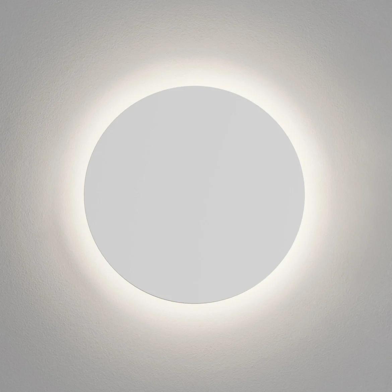 Eclipse Round 350 LED 12,3W 432lm 3000K IP20 seinavalgusti, kips
