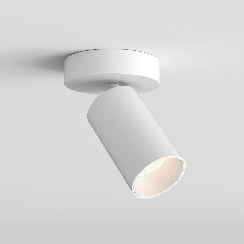 Can 50 Single LED 7,7W 502lm 3000K IP20 kohtvalgusti, hämardatav, matt valge