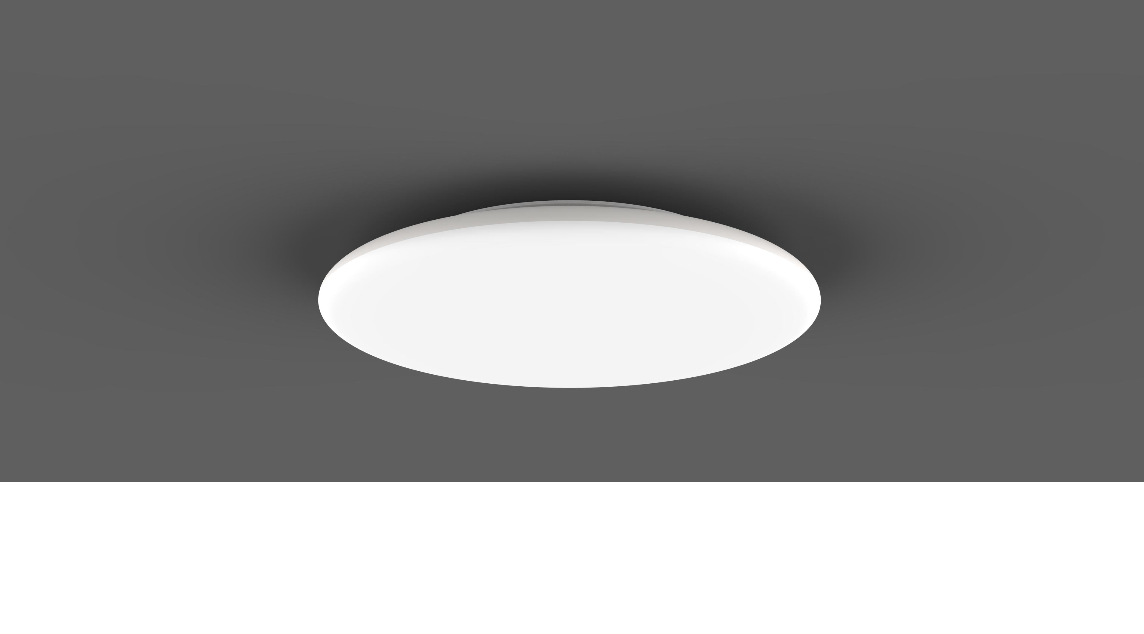 Pinnapealne valgusti Kati 400X63mm LED 25W 2155lm 3000K CRI80, valge, dimmitav faasilõikega