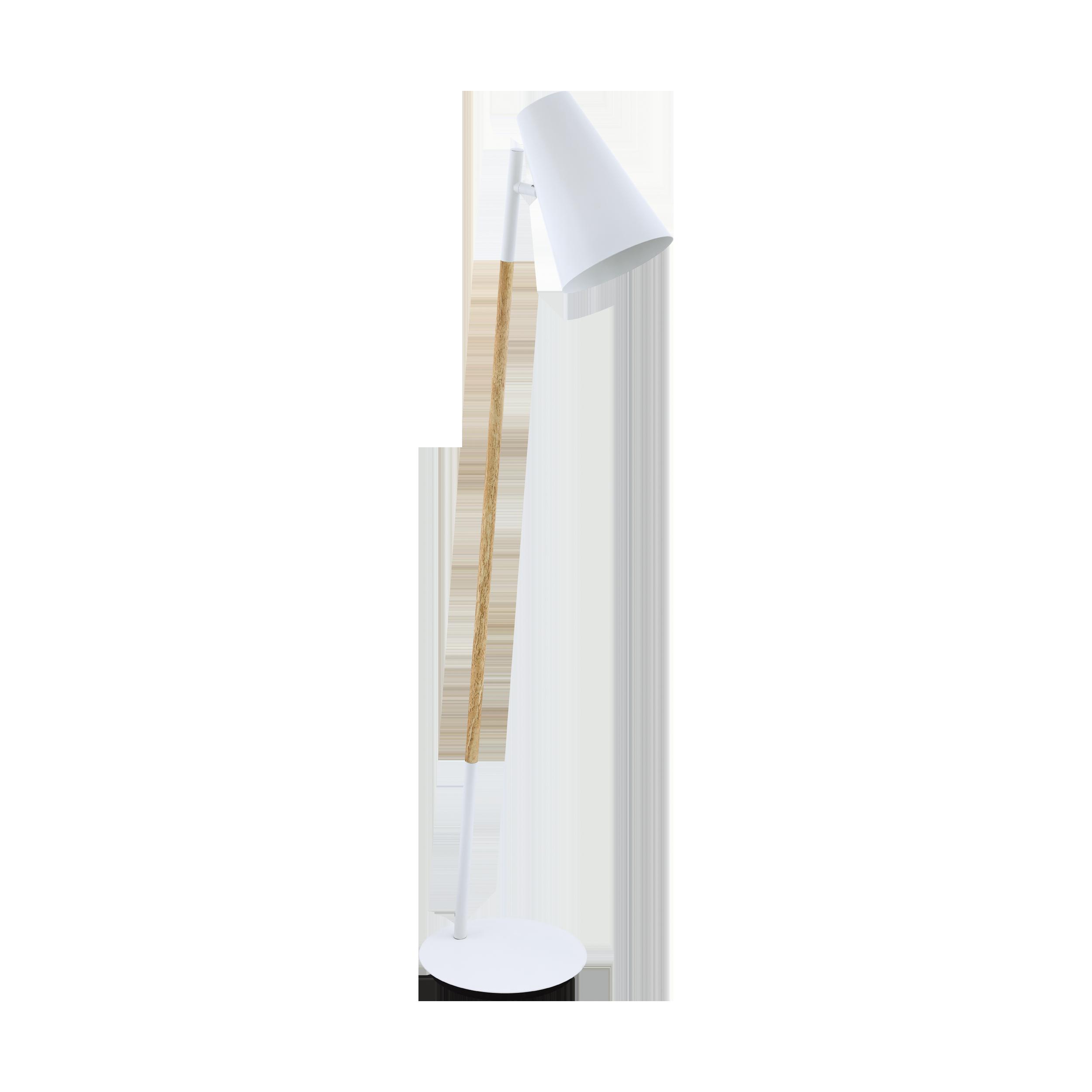 ARASI 40W E27 valge/puit (lüliti kupli peal)