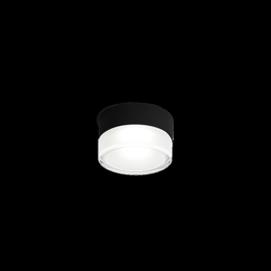 Välisvalgusti BLAS 1.0 LED 8W 640lm 3000k CRI>80, hämardatav, IP65, must